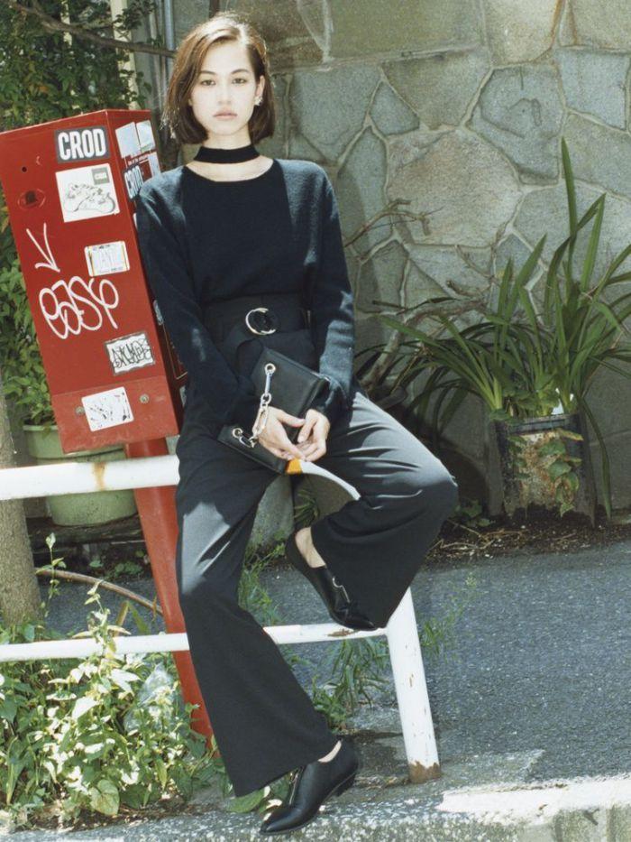 水原希子 アーティスト写真
