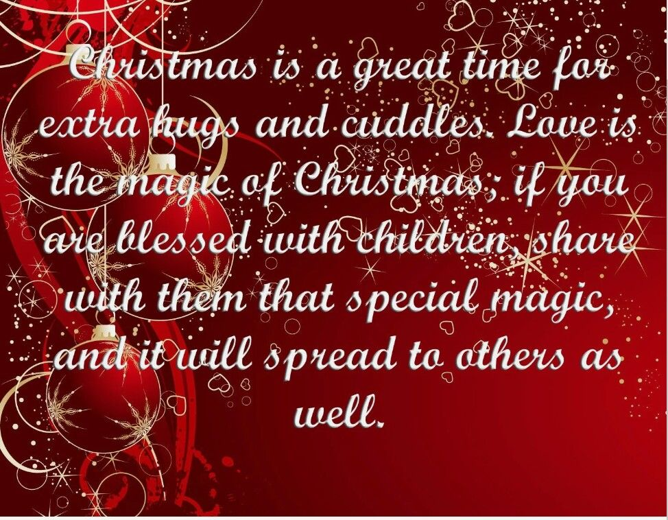 Christmas Magic Quotes Merry Christmas Quotes Sayings