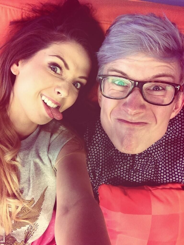PeopleZoella And Tyler Oakley