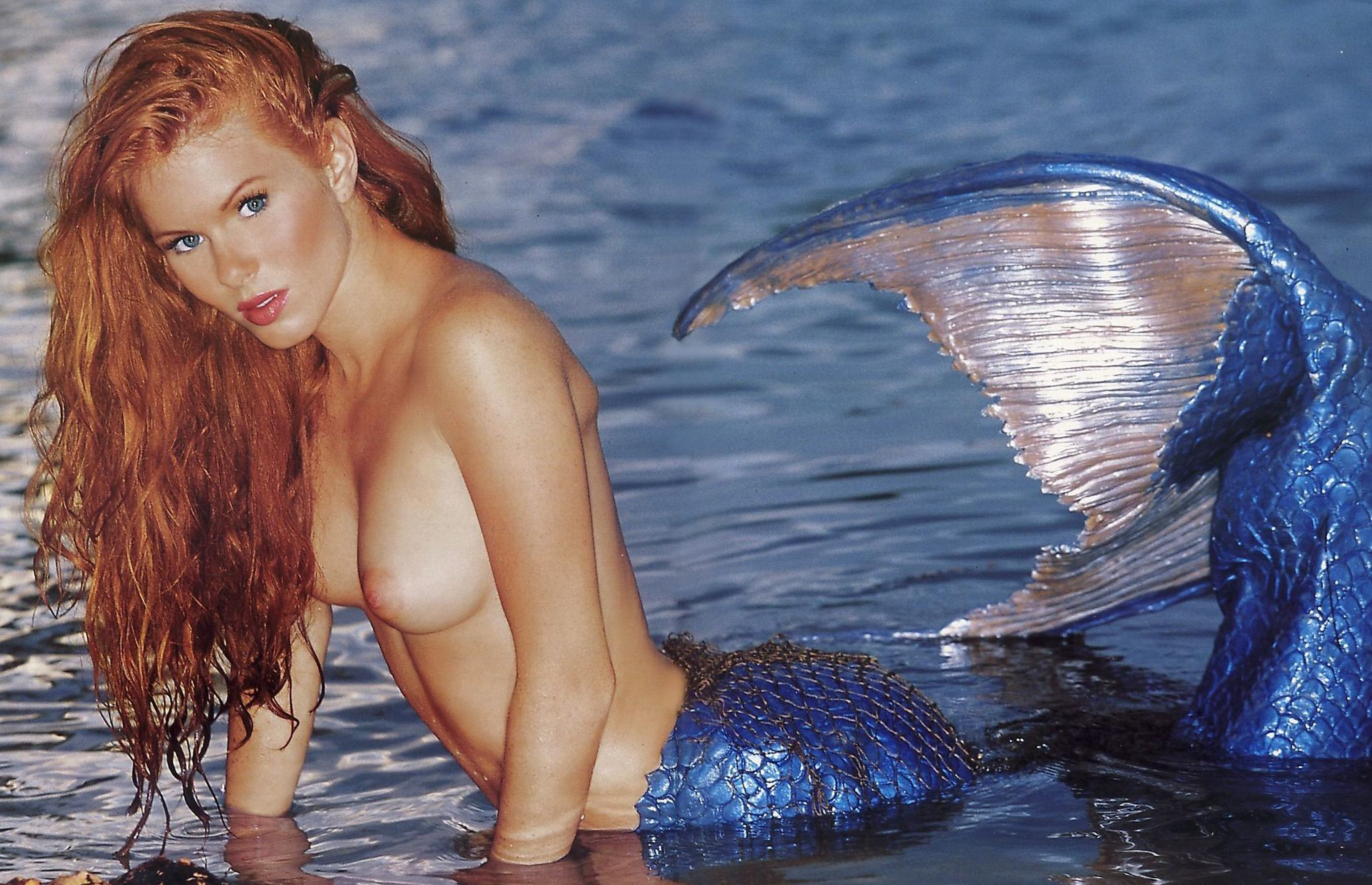 Naked mermaid pics exposed tube