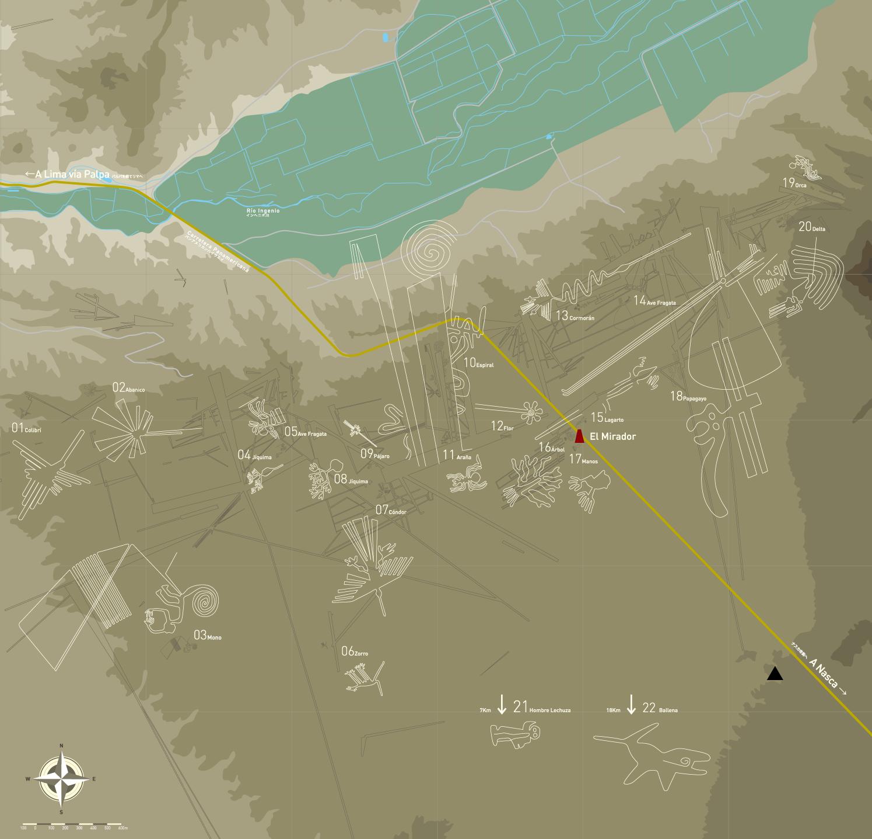 ナスカの地上絵の画像 p1_3