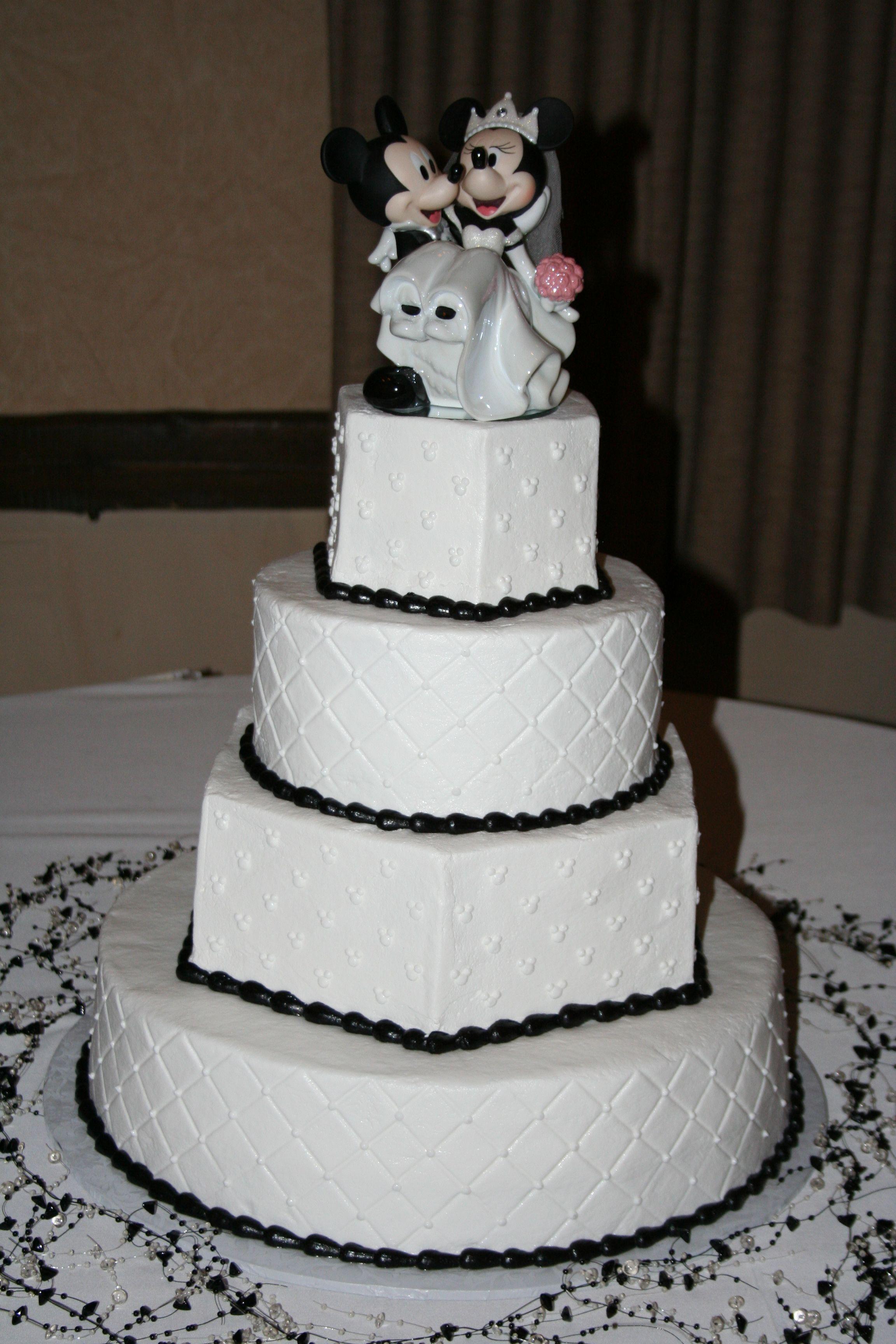 Disney Wedding Cake Images : Share