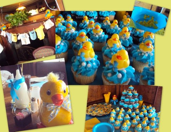 rubber ducky baby shower baby shower unisex ideas themes