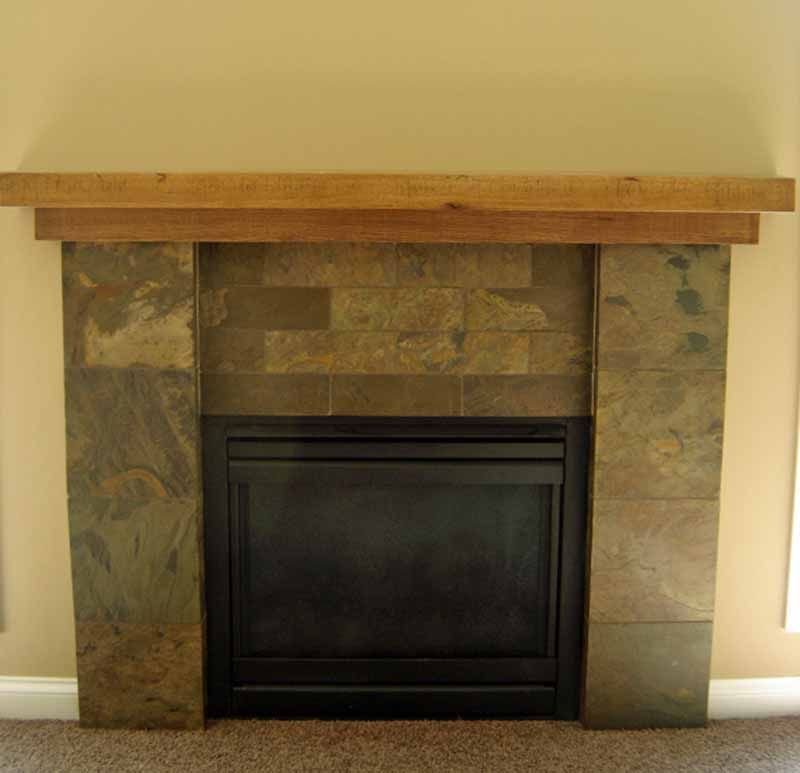 Craftsman fireplace doug 39 s designs pinterest for Craftsman style fireplace mantel plans