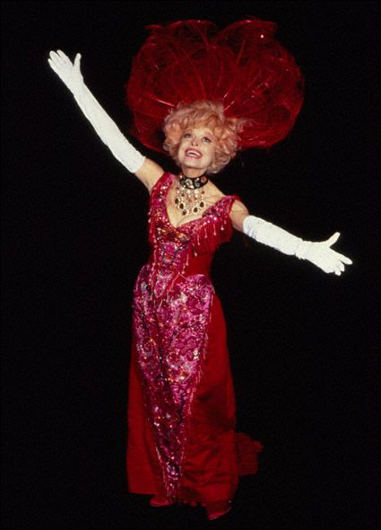 Carol Channing in 'Hello Dolly' | Favorite 'MUSICALS ...