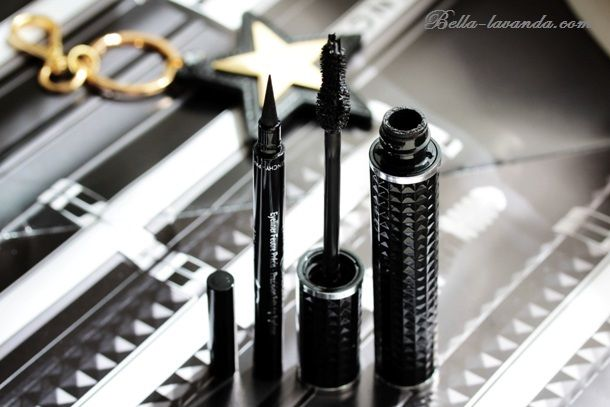 Givenchy noir couture volume mascara liner couture объемная