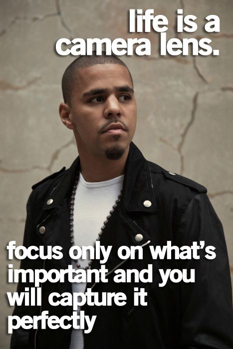 j cole quotes about life - photo #27