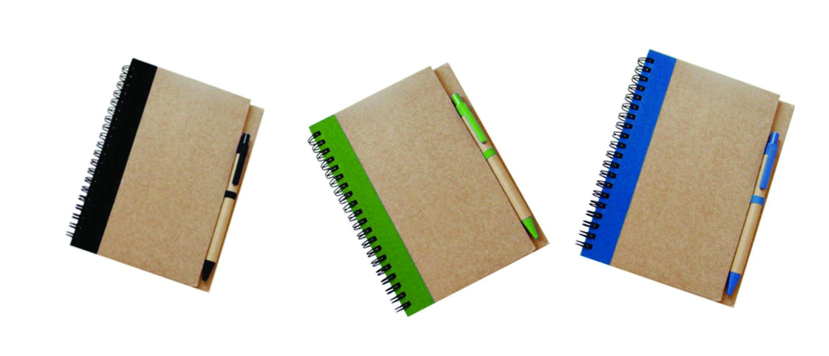 Libreta ecologica articulos de oficina pinterest for Articulos de oficina