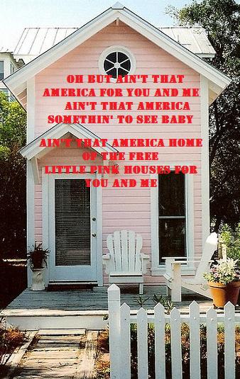 little pink houses john mellencamp lyrics pinterest