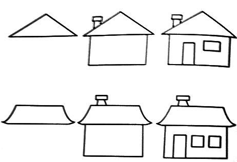 Drawing For Kids Home – Printable Editable Blank