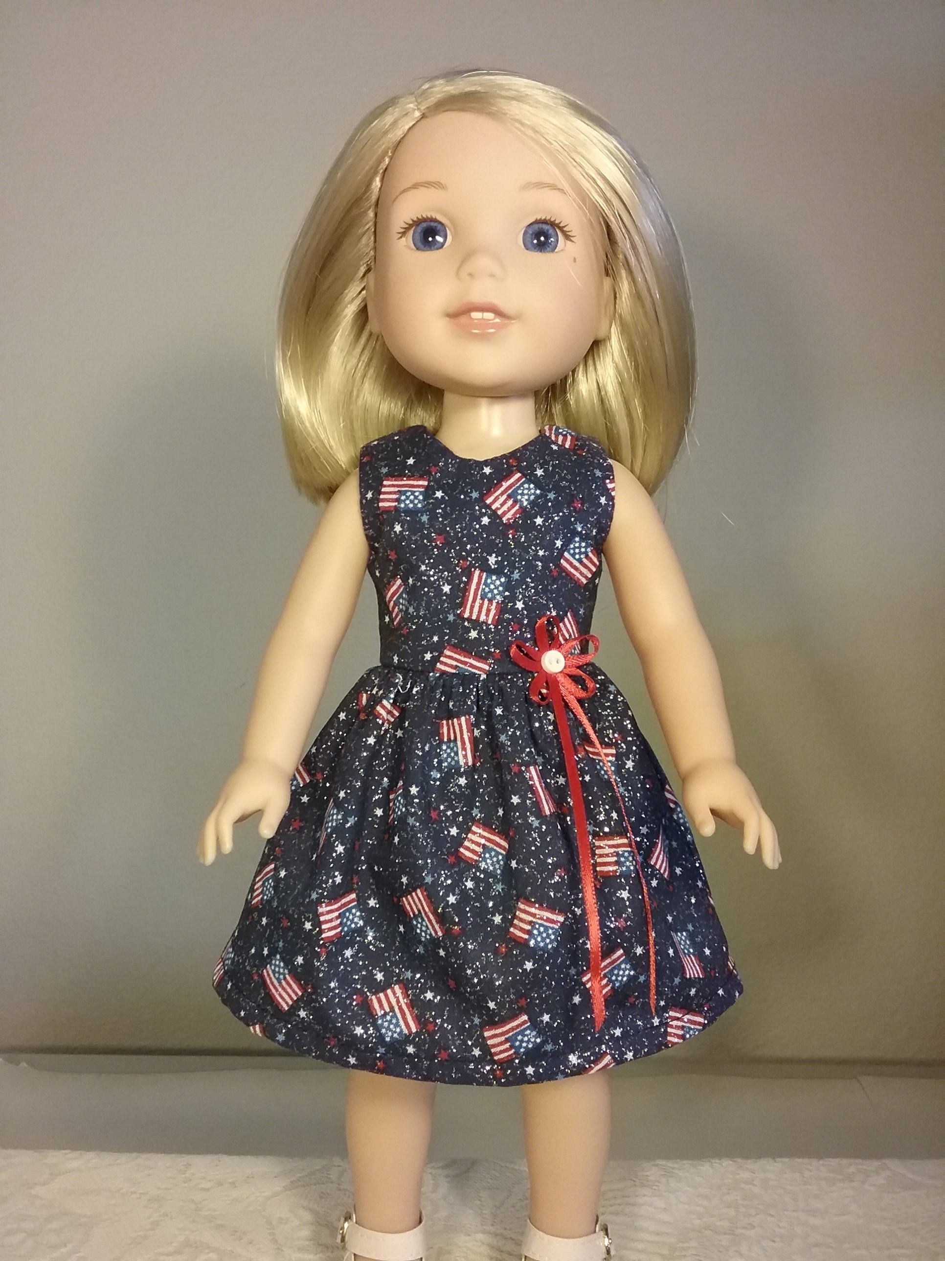 Old fashioned doll clothes 1