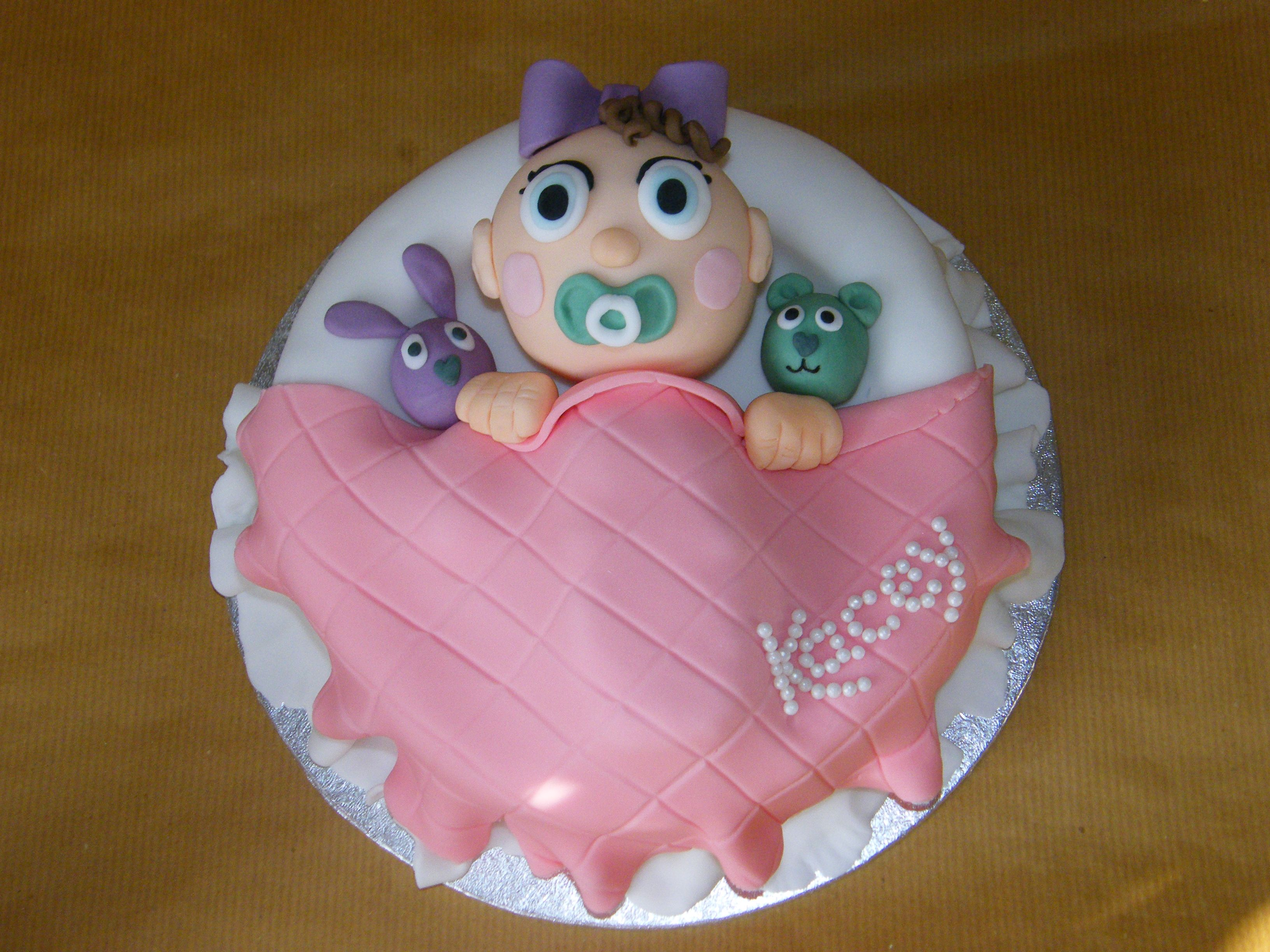 Cake Pics Of Doll : Baby doll cake Cakes Pinterest