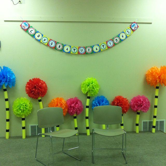 dr seuss baby shower decorations retirement pinterest
