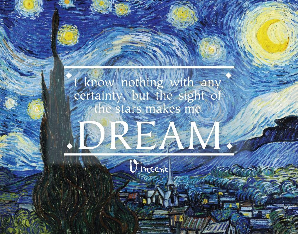 Vincent Van Gogh Quote | Life Wisdom | Pinterest