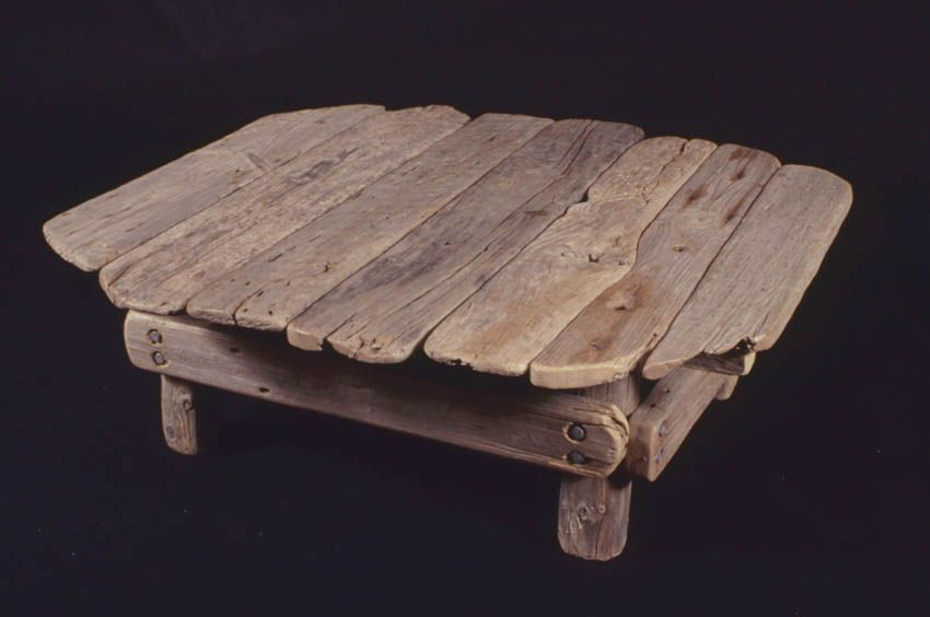 Coffee table driftwood pinterest for Driftwood coffee table
