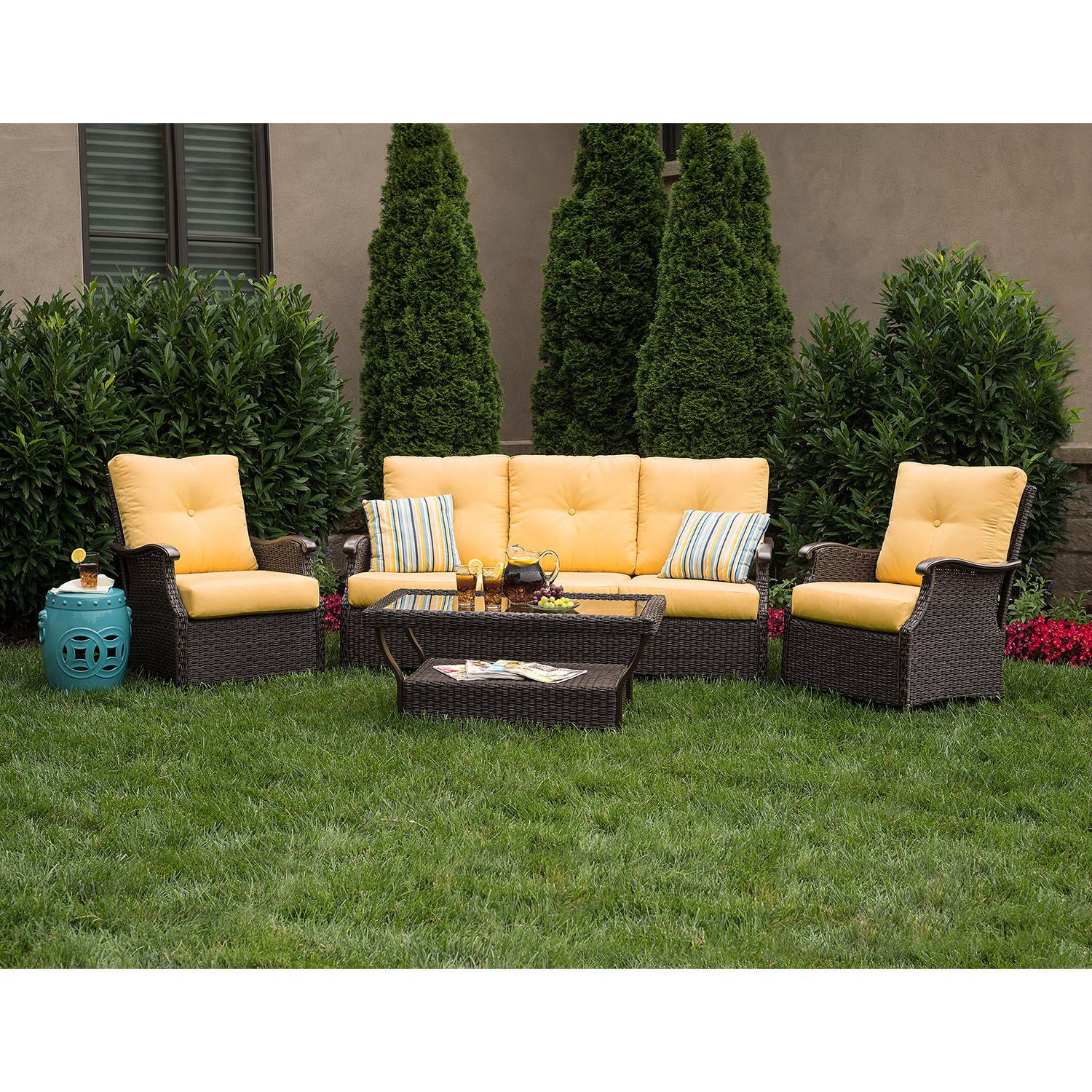 Sams Club Patio Set Patio And Outdoor Spaces Pinterest