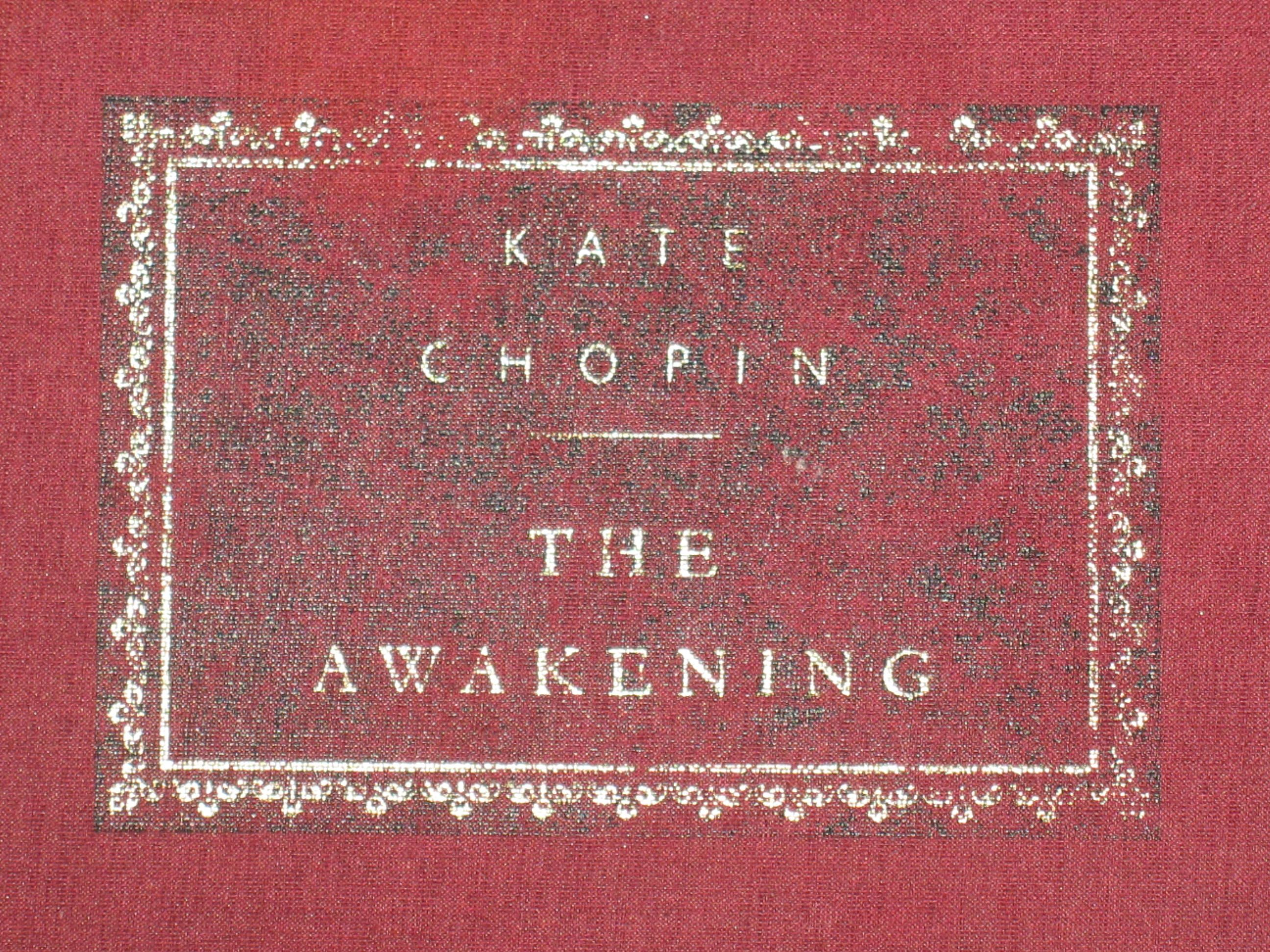 Essays on the awakening by kate chopin