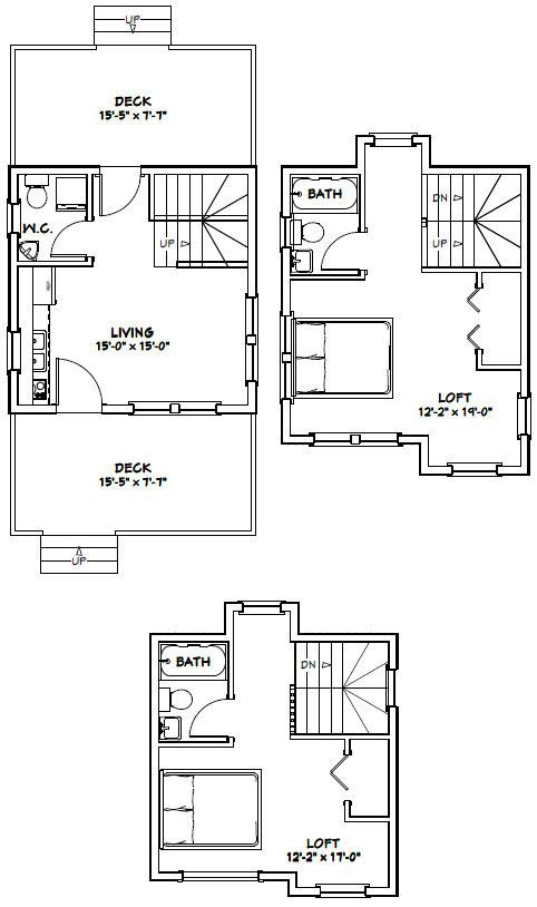 16x16 living room design  16x16 House- 2 bedroom/ 2.5 bathrooms/ living room/ kitchen/ dining  ...
