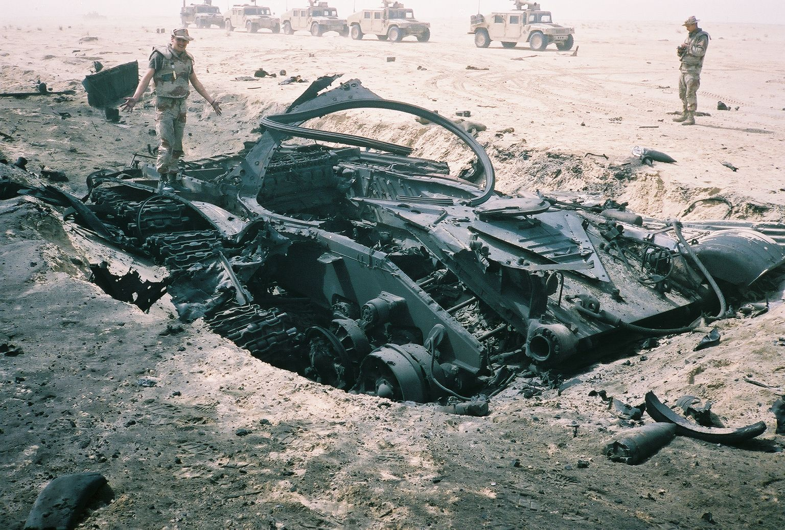 armored aces german tank videos in iraq