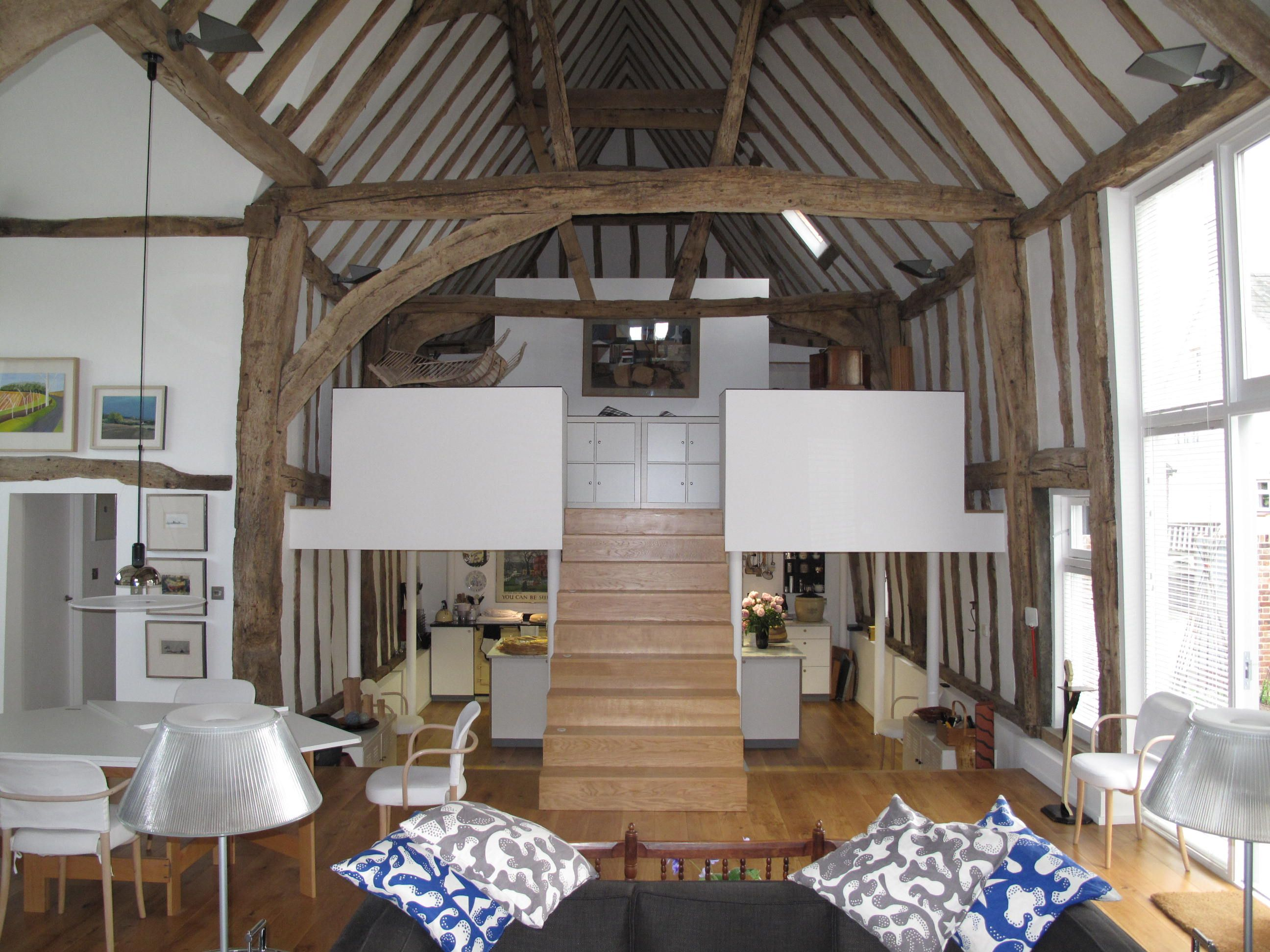 barn conversion barn renovations pinterest