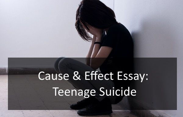 cause and effect essay suicide