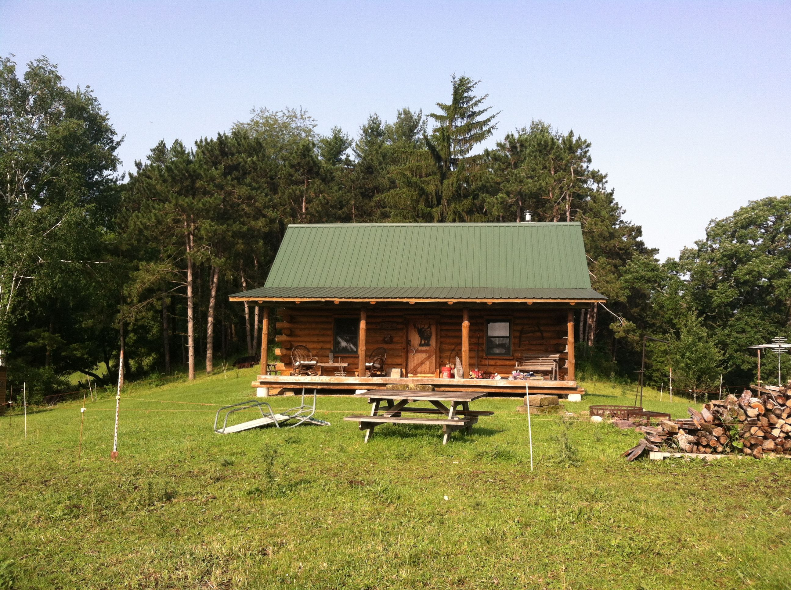 Marvelous photograph of Pin by Jonathan Kenworthy on Log Houses Pinterest with #1D48AE color and 2592x1936 pixels