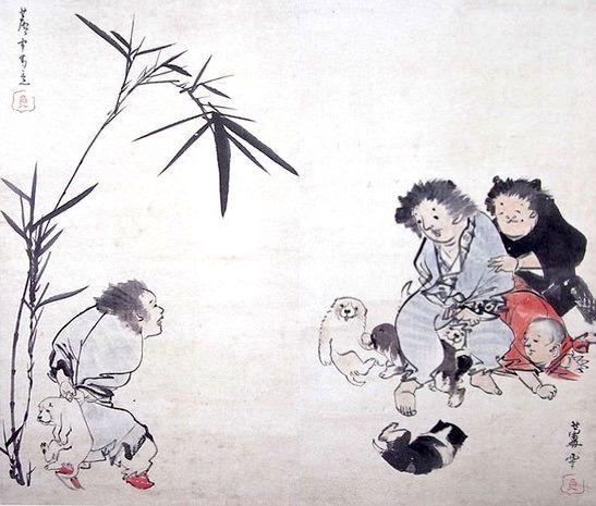 長沢芦雪の画像 p1_7