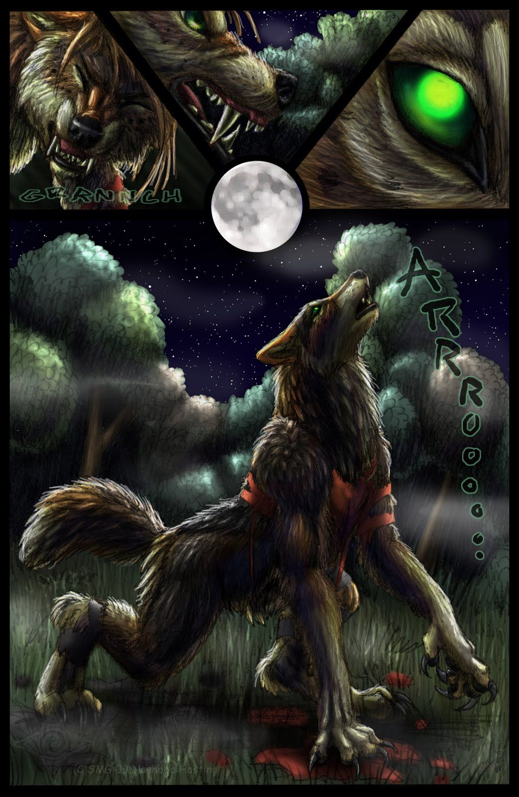 Werewolf porn pics nude movies