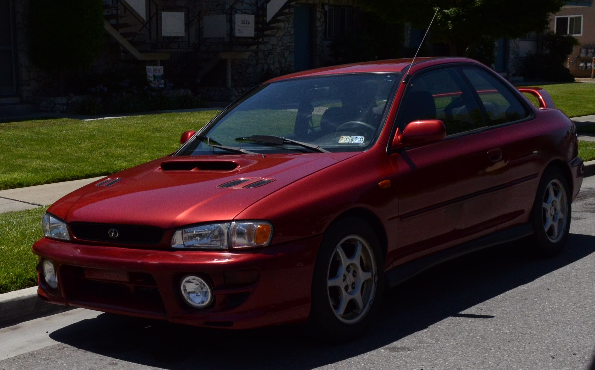 2000 subaru impreza 2 5 rs review. Black Bedroom Furniture Sets. Home Design Ideas