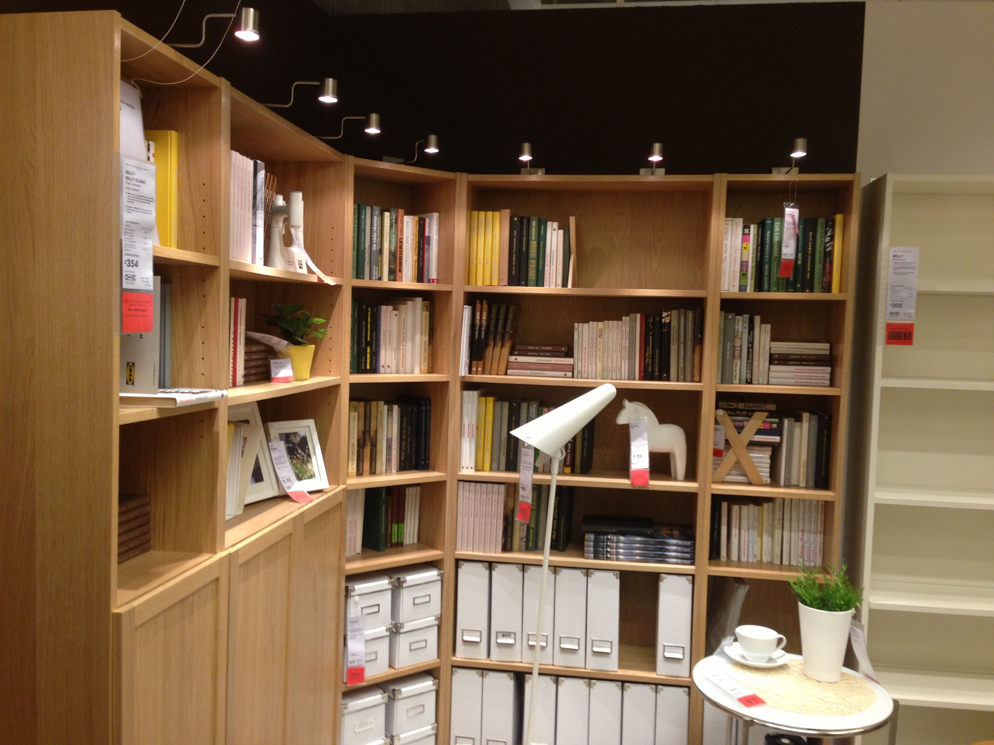 Bibliotheque D Angle Ikea Home Design Architecture