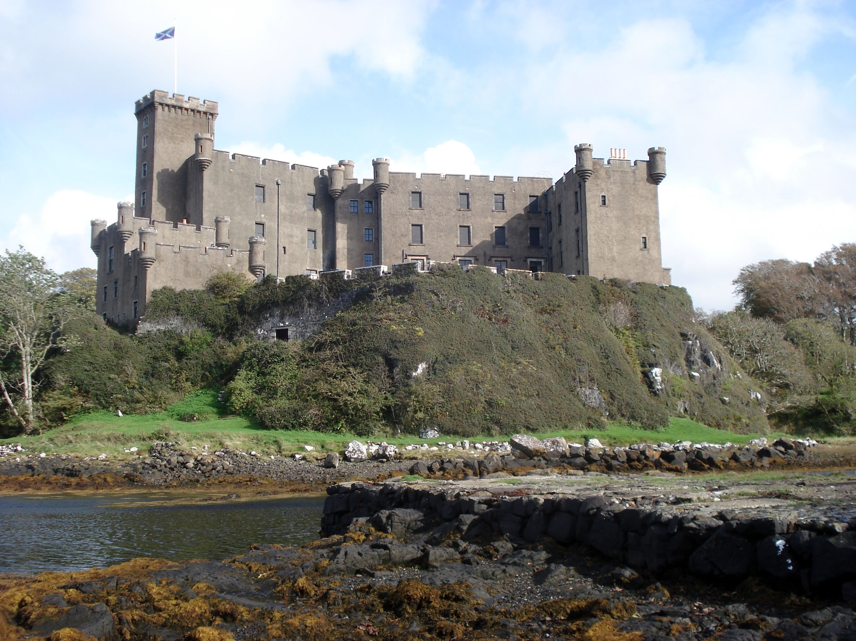 photo of dunvegan castle - photo #17