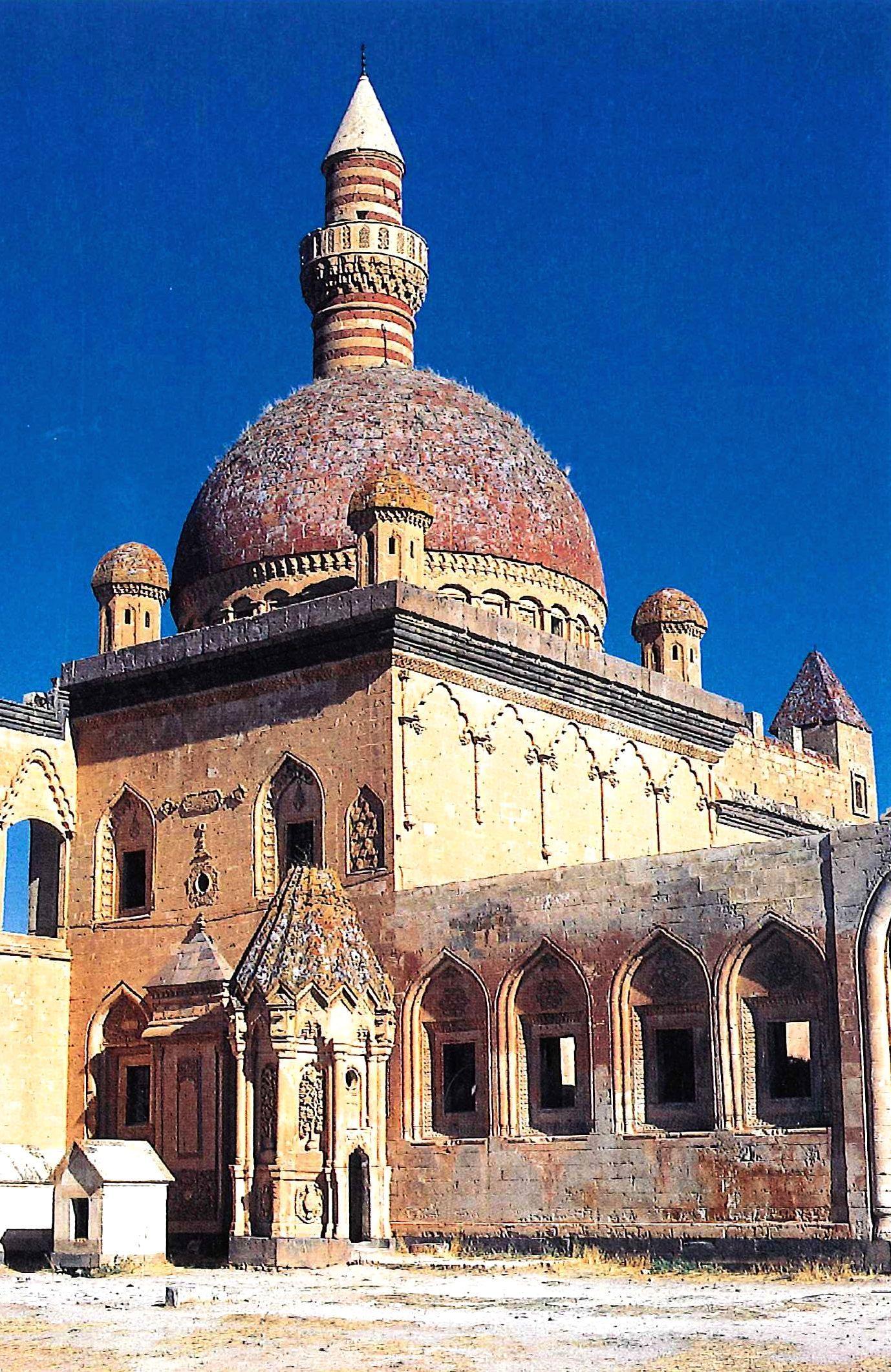 Ishak Pasha Palace, Dogubeyazit  Turkey  Pinterest