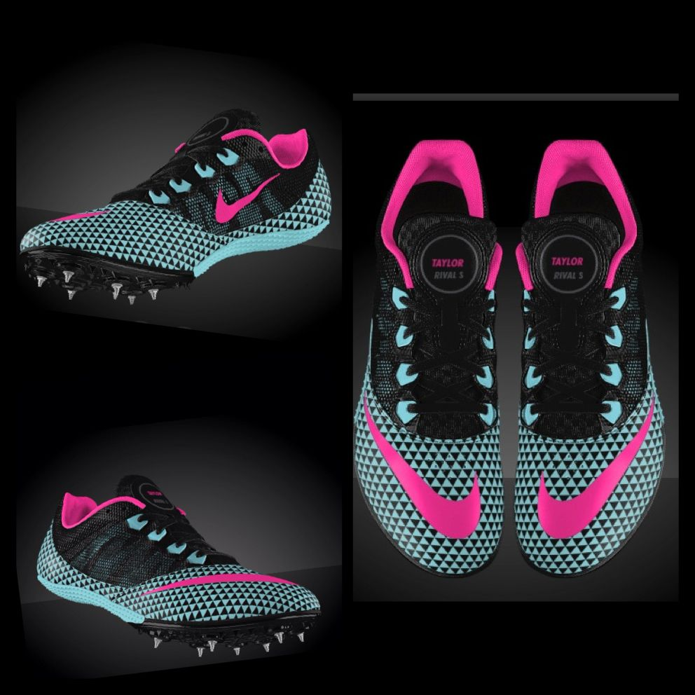 Custom Nike Spikes Running Cheaper Than Therapy