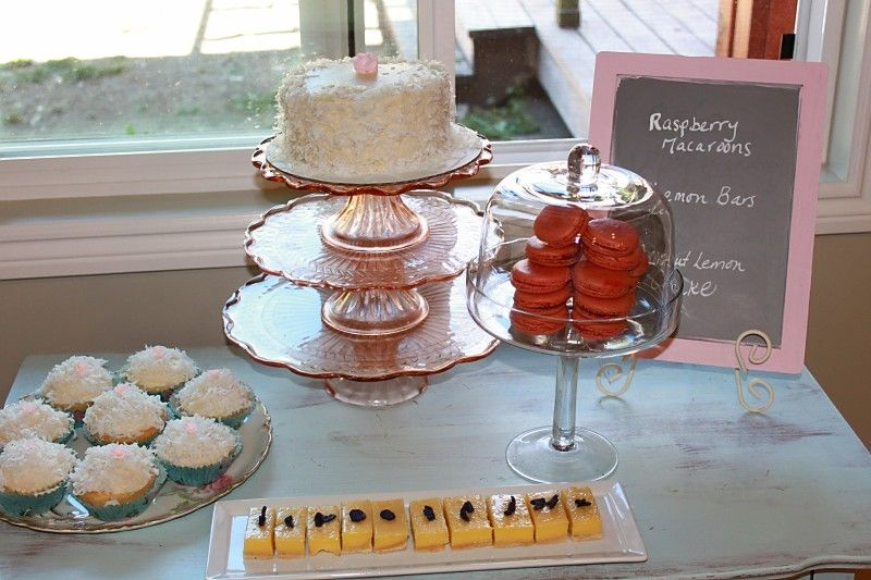 baby shower dessert bar press praise party features pinterest