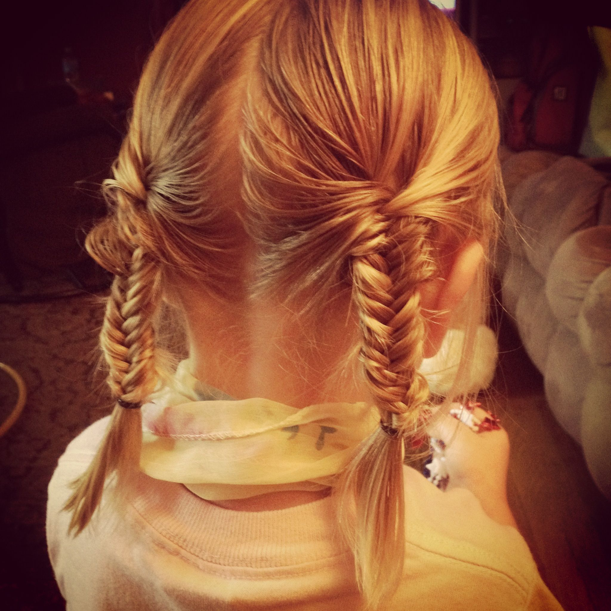 pics Six cute and practical hairstyles for your little princess