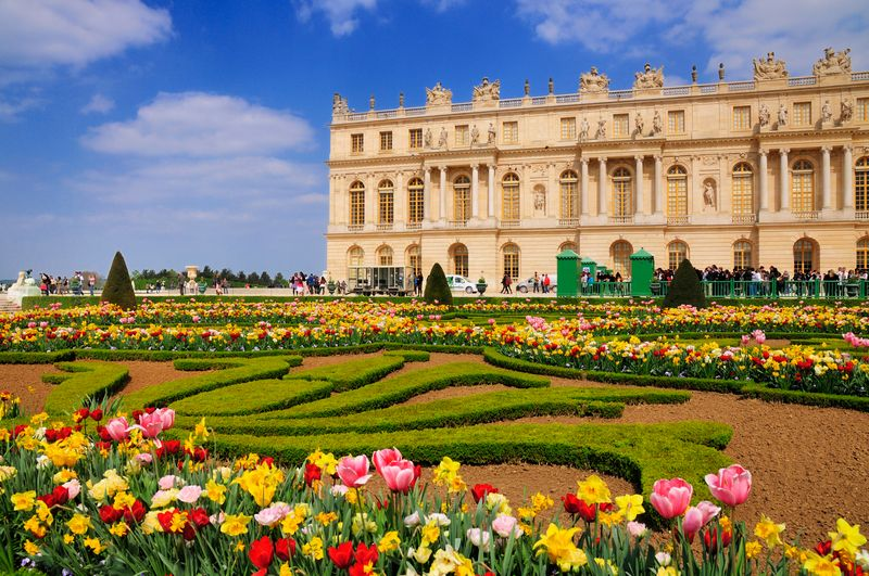 Garden of versailles france french things pinterest for Versailles paris
