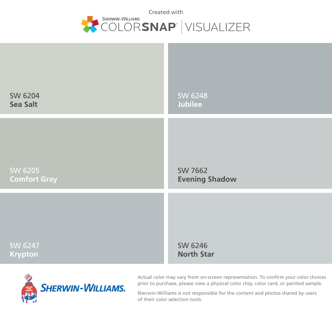 Sherwin williams french gray
