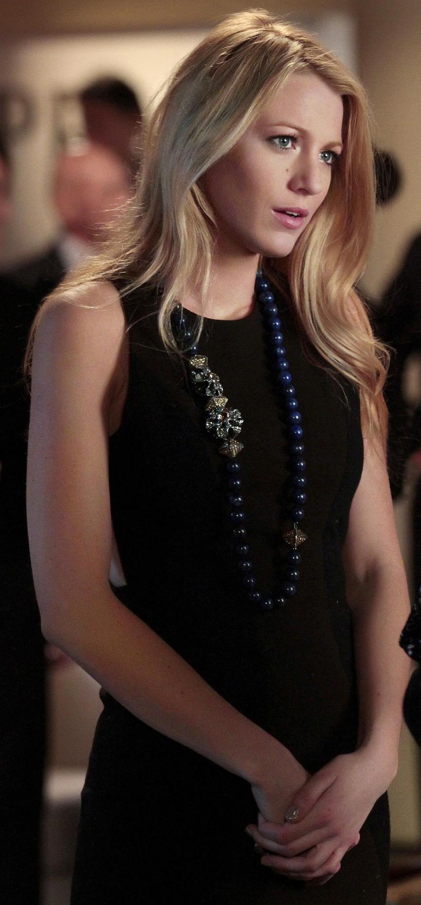 Serena van der Woodsen | I love gossip girl style | Pinterest