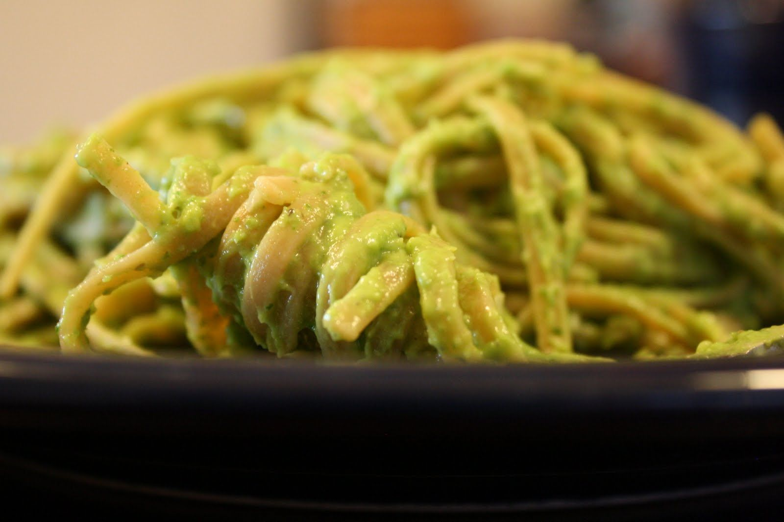 Avocado Cream Pasta Sauce Recipe — Dishmaps
