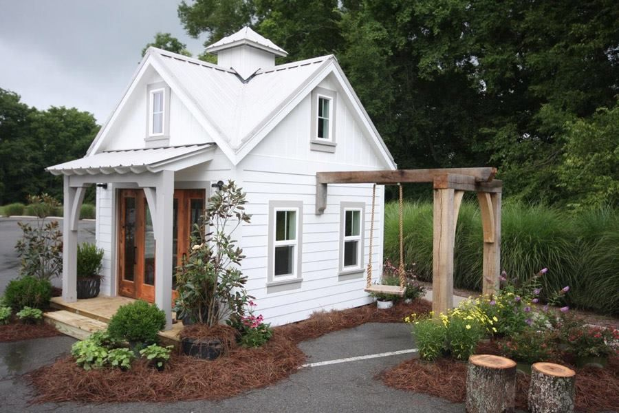 Tiny House Design Living Cottages Pinterest