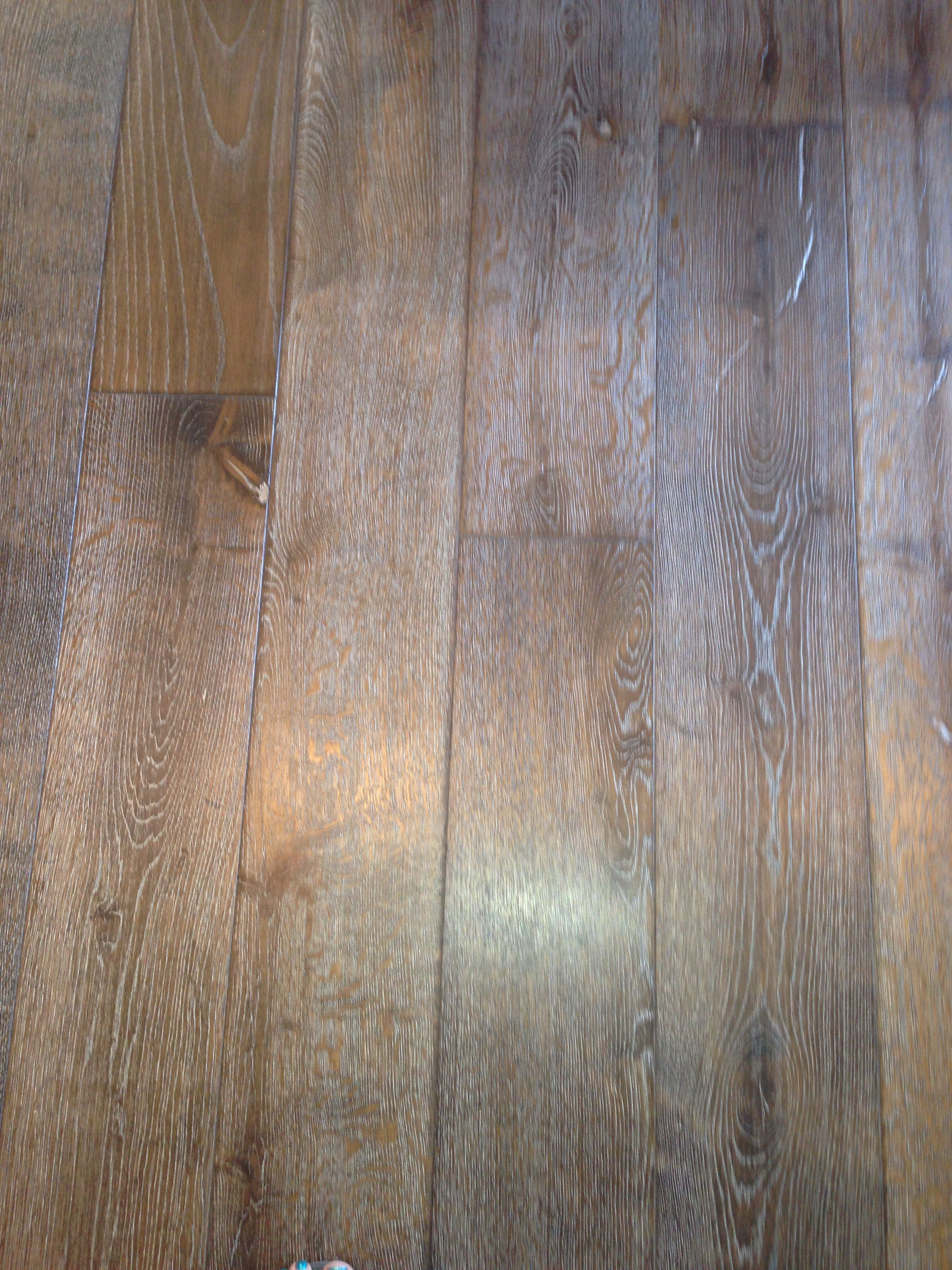 distressed wood floor home improvement pinterest