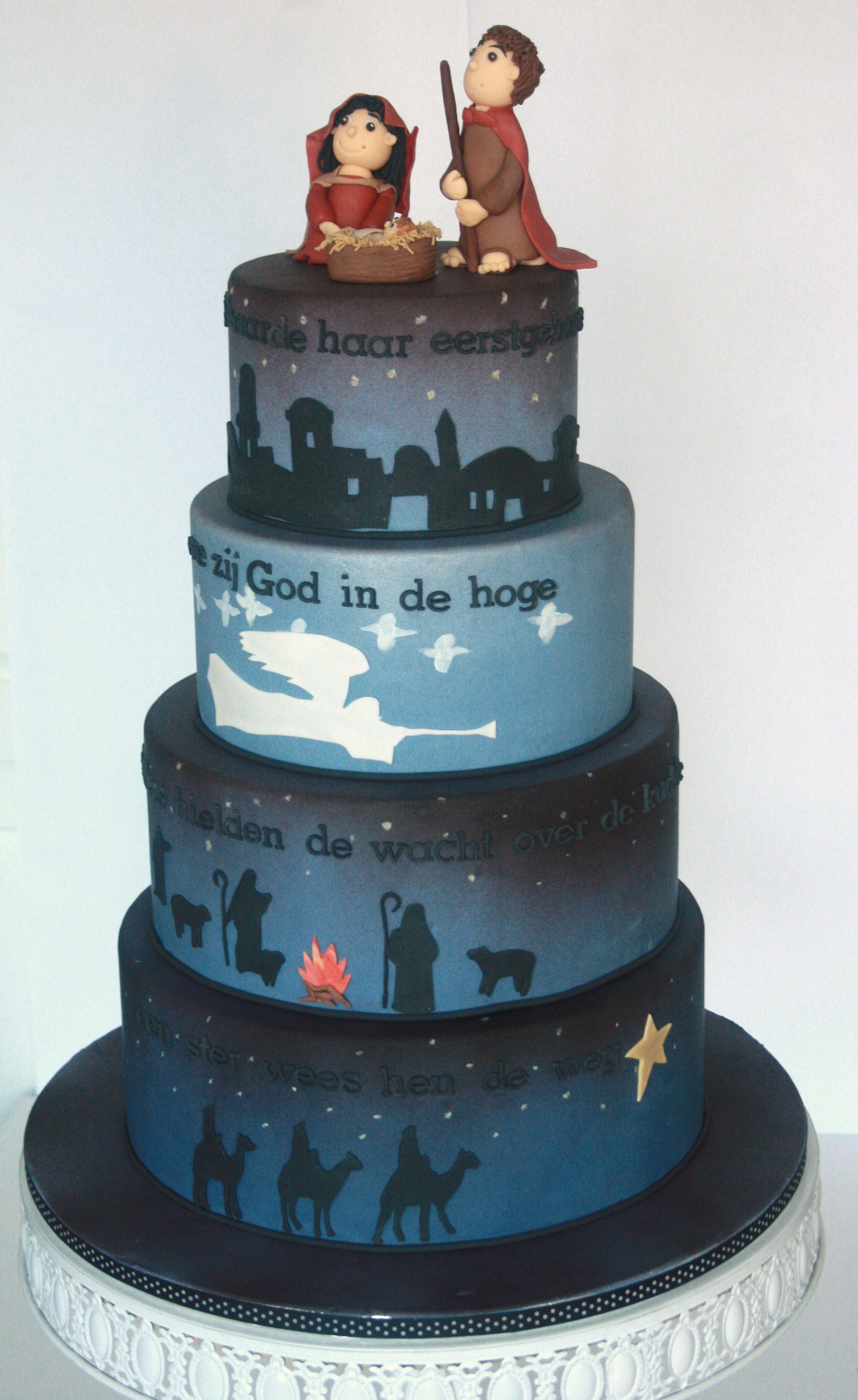 Cake Images In : nativity cake Cakes and More Pinterest
