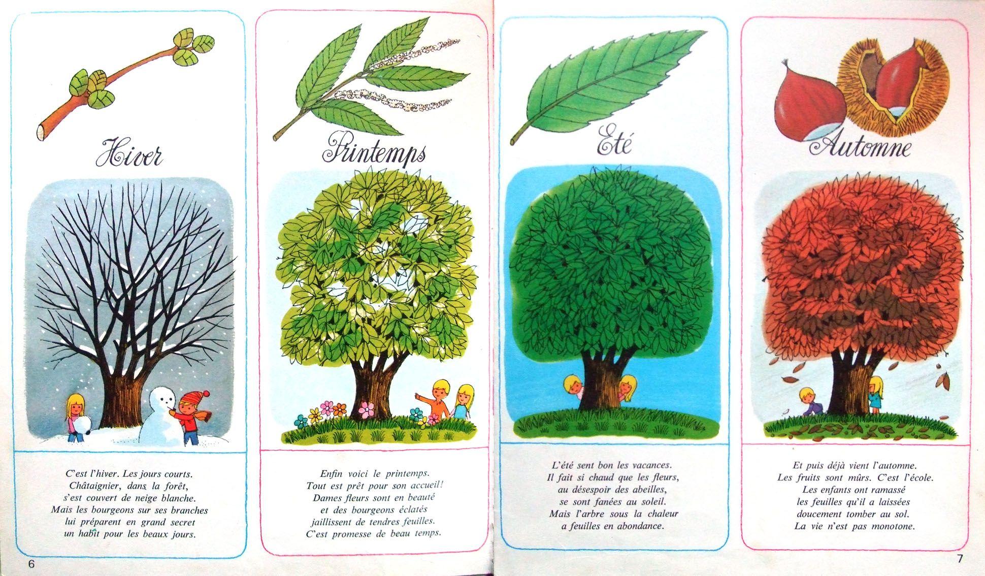 Les saisons french pinterest for Le jardin des 4 saisons pusignan