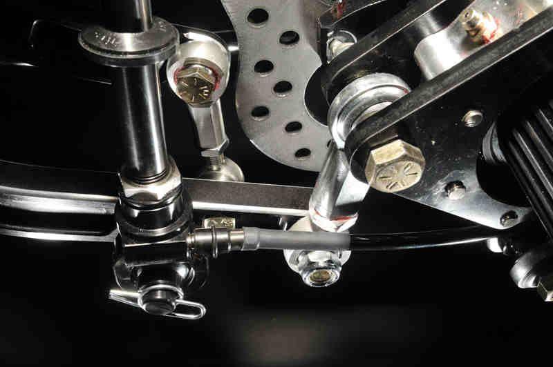 micro midget suspension