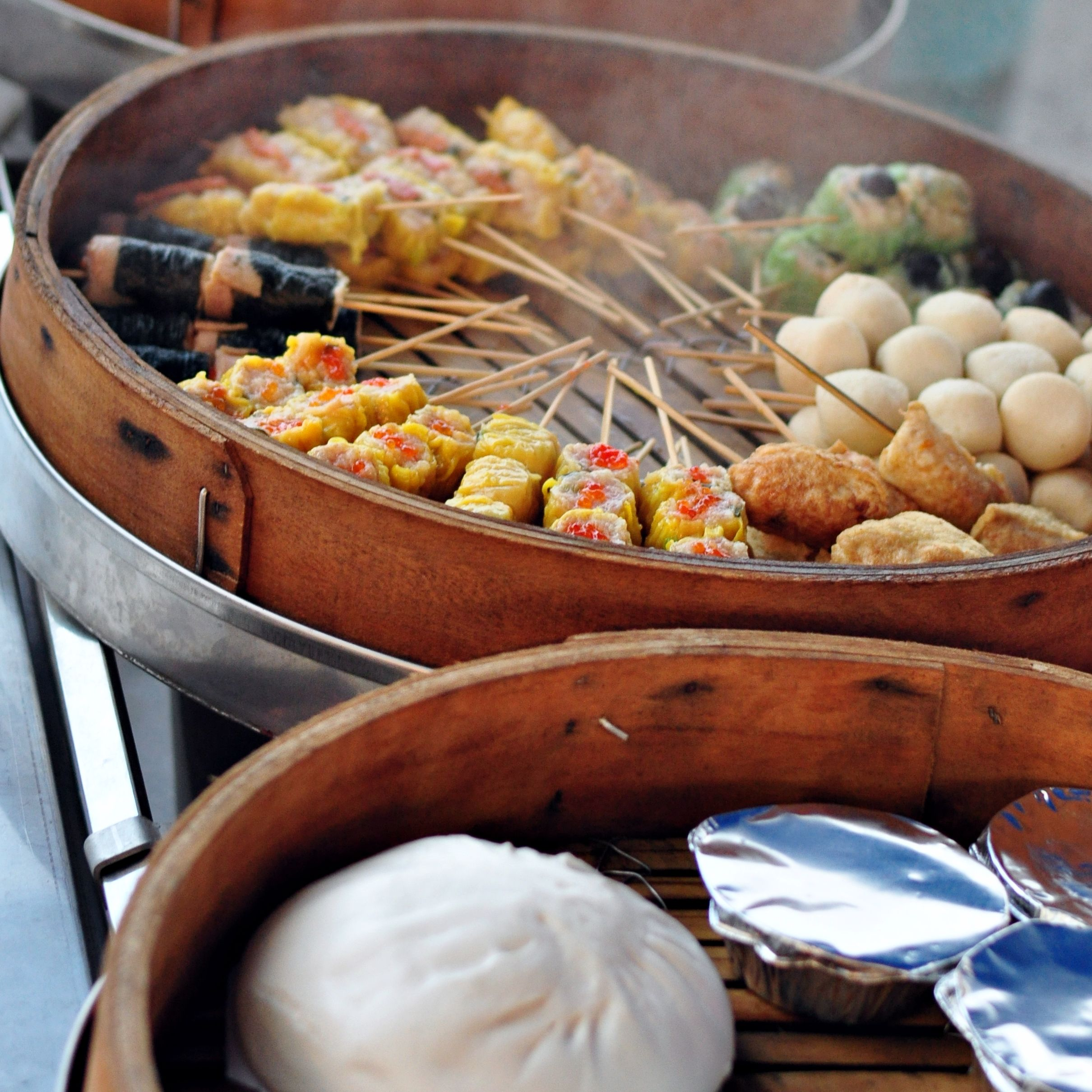 Dim Sum | Asian dishes and Indian food | Pinterest