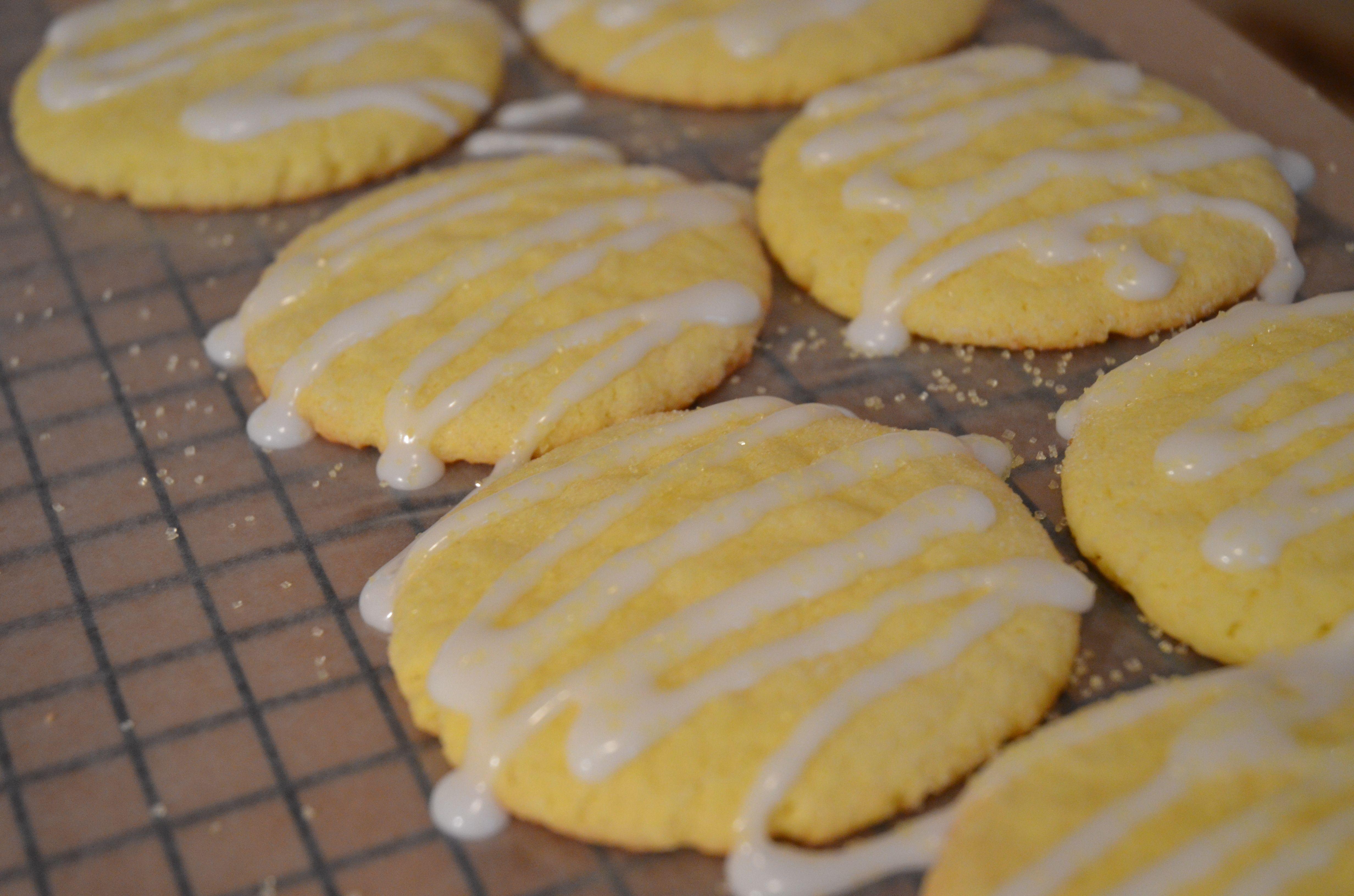 Pillsbury Yellow Cake Mix Cookies