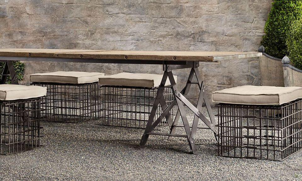 restoration hardware furniture diy pinterest