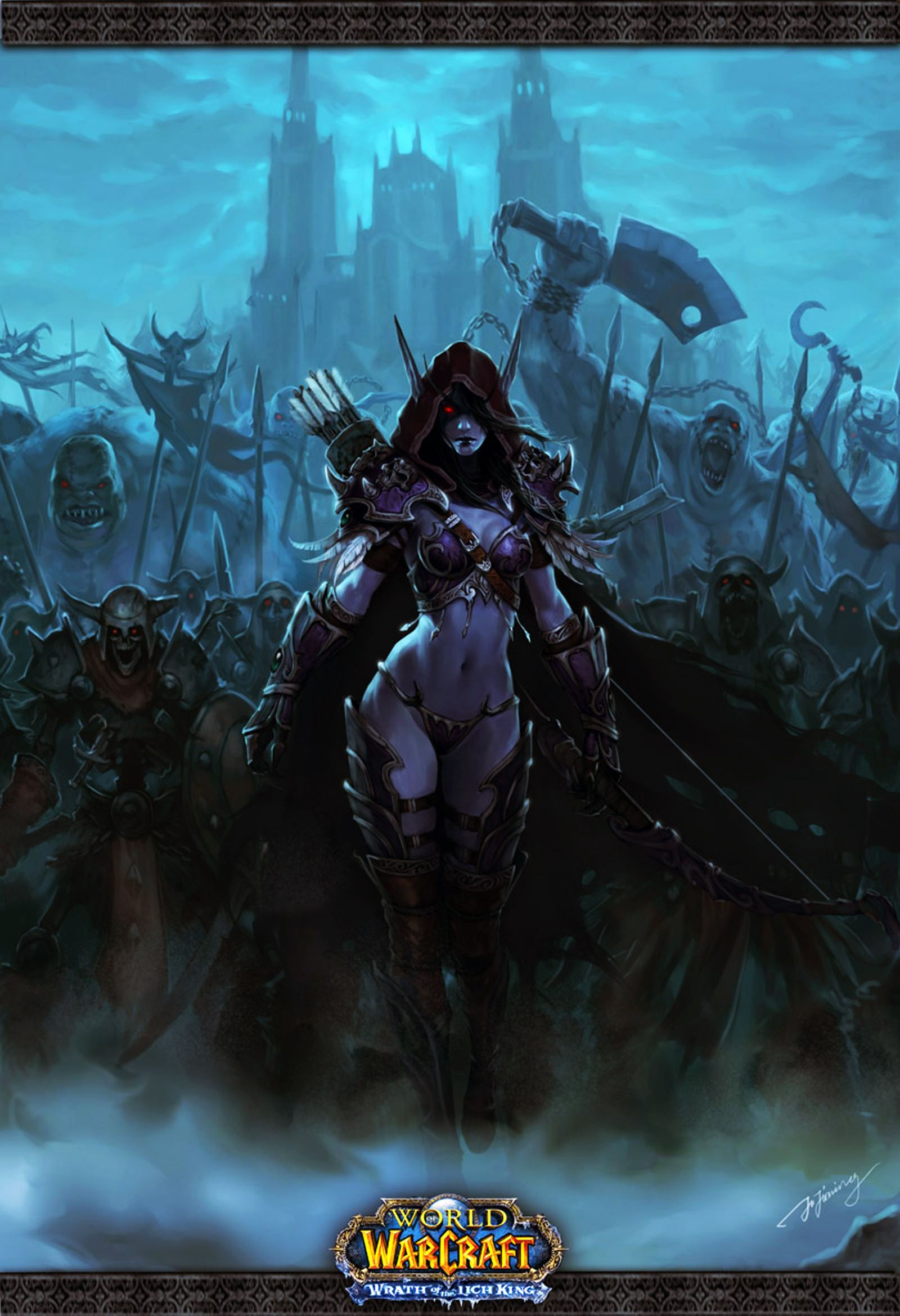 Sylvanas windrunner porn pics hentai picture