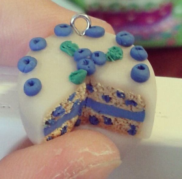 Polymer Clay Charm Cool Things I 39 D Love To Make Pinterest