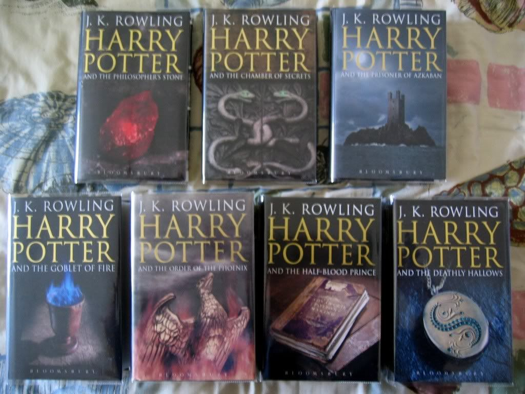 Harry Potter Book Set Original Covers ~ Pin by marta wendt on harry potter generation pinterest